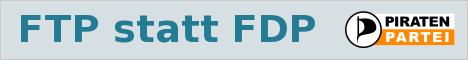 FTP statt FDP