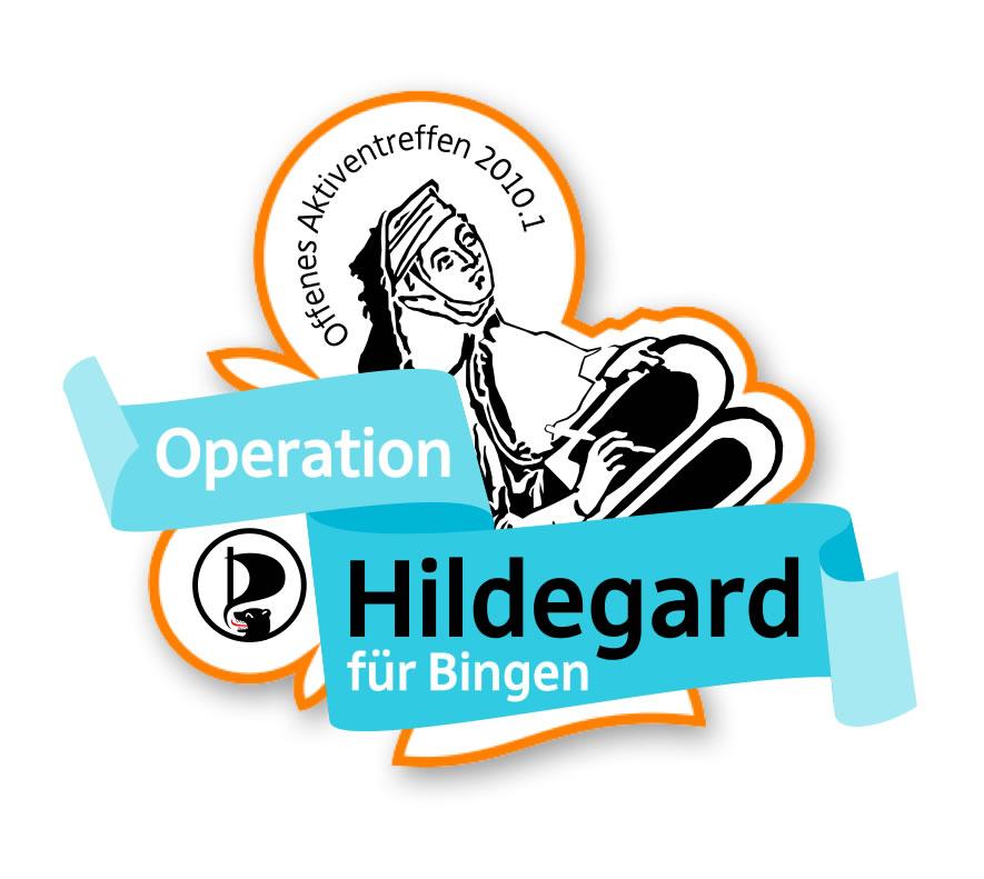 Logo der Operation Hildegard für Bingen