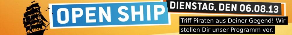OpenShip Banner