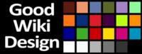 Auszeichnung Gutes Wiki Design